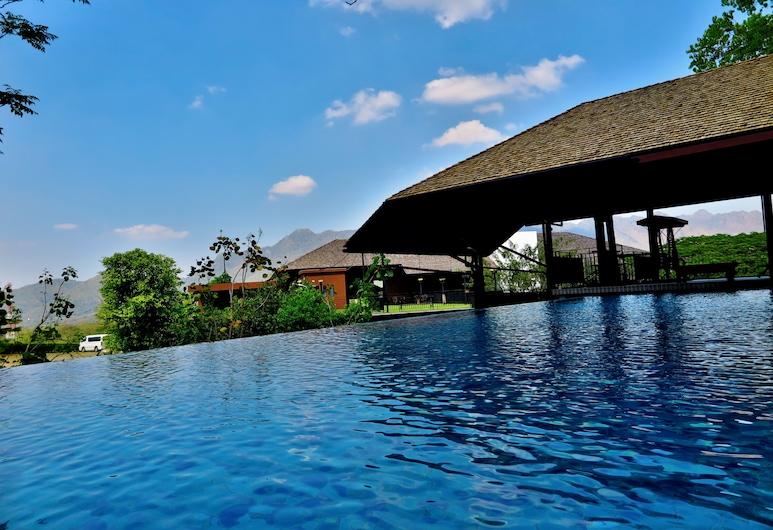 Rain Tree Residence, Pak Chong, Pool
