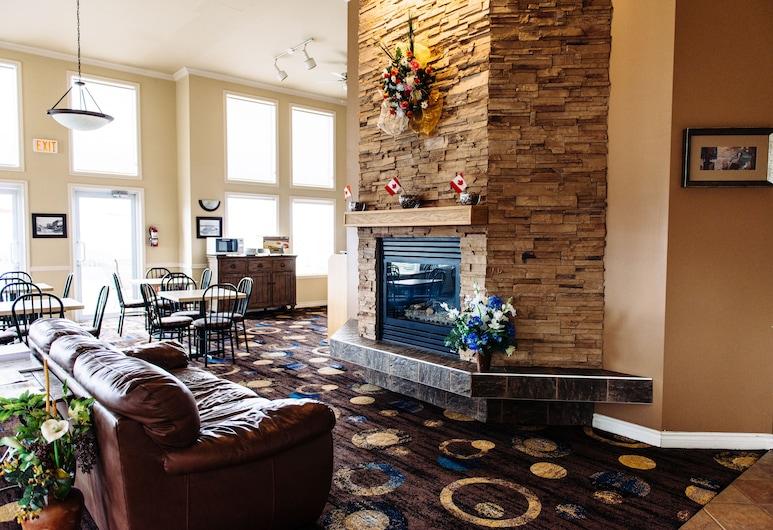 Canadian Motel North Battleford, North Battleford, Interior Entrance