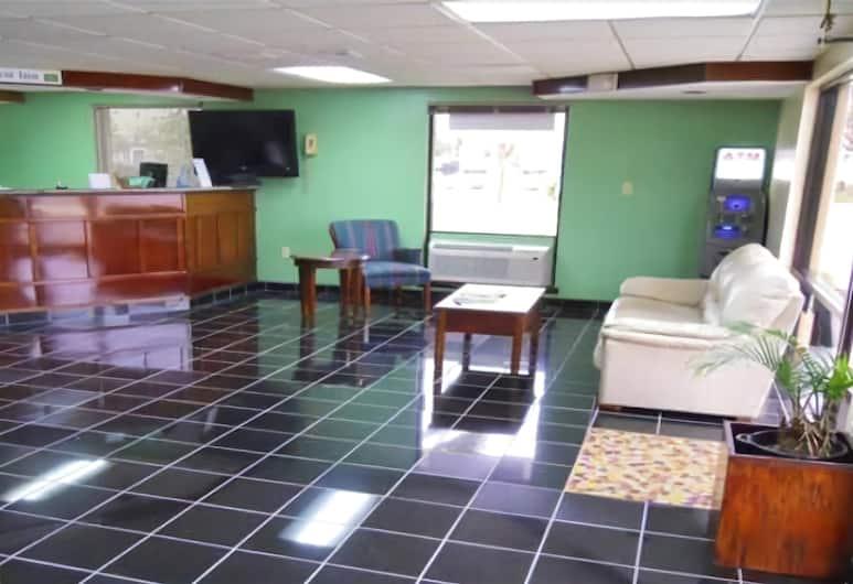 America's Best Inn, Savannah, Lobby