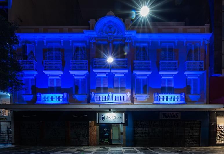 Hotel Joamar, Sao Paulo, Hotel Front – Evening/Night