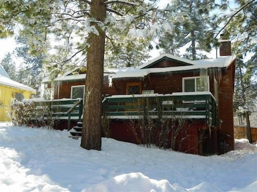 frontier california in big cabin cabins affordable rentals bear lake