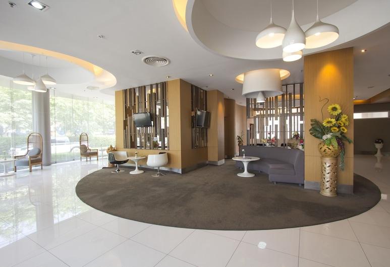 RD HOTEL, Bangkok, Recepcja