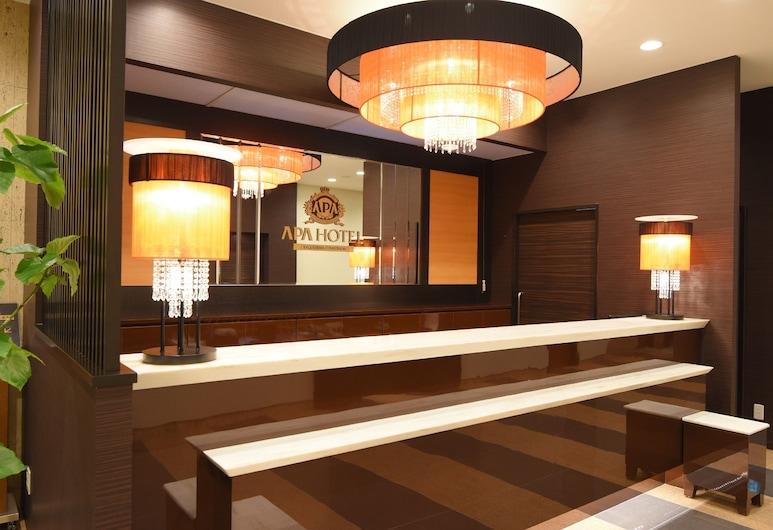 APA Hotel Kagoshima Tenmonkan, Kagoshima, Vstupní hala