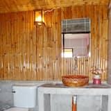 Standard Double Room, Fan - Bilik mandi