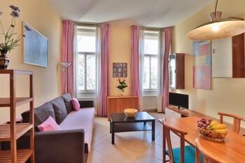 Bild vom Wonderful apartment in Vinohrady in Prag