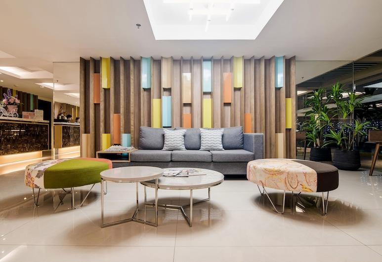ABC Hotel Cebu, Cebu, Lobby Sitting Area
