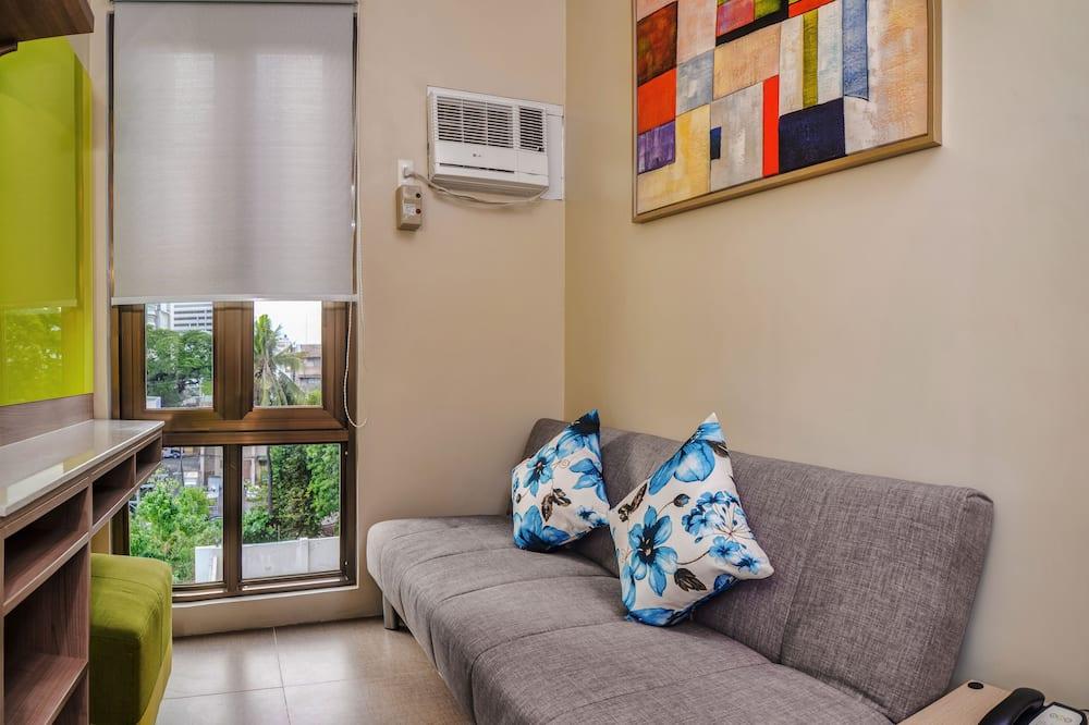 Σουίτα, 1 Υπνοδωμάτιο - Περιοχή καθιστικού