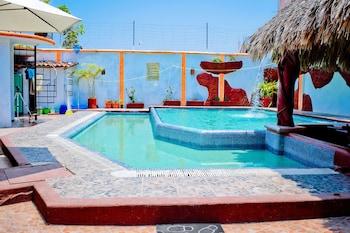 תמונה של Hotel Suite Tropicana Ixtapa באיקסטפה