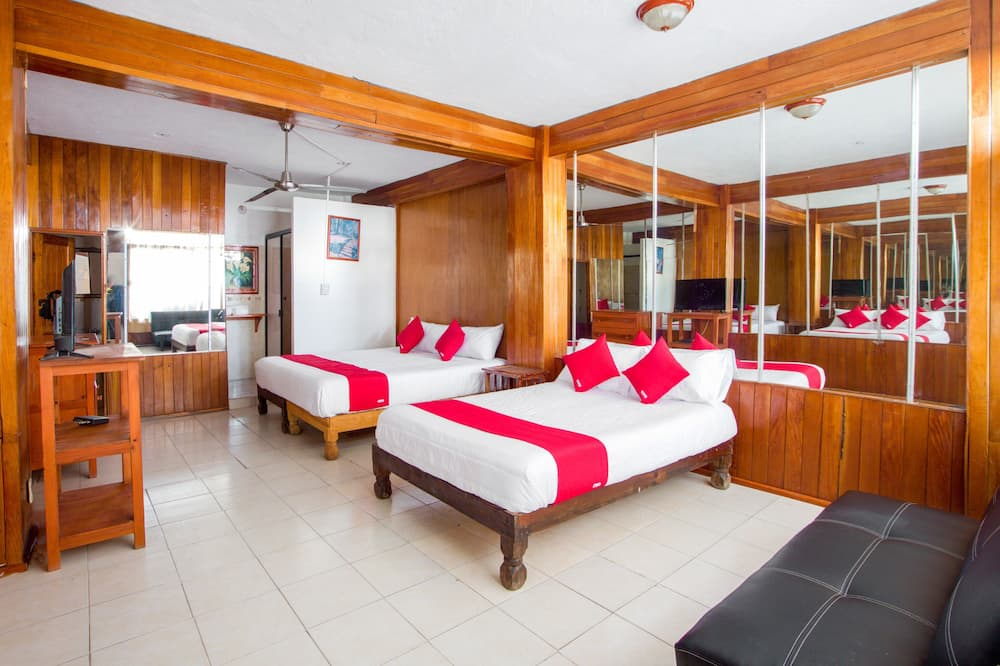 Superior-Zimmer, Mehrere Betten - Zimmer