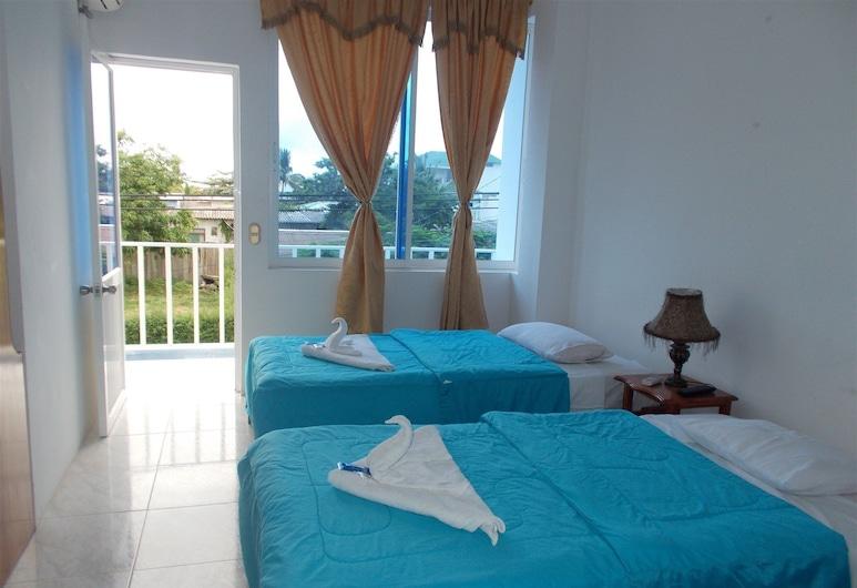 El Paraiso de Isabela, Puerto Villamil, Kahden hengen huone, Vierashuone