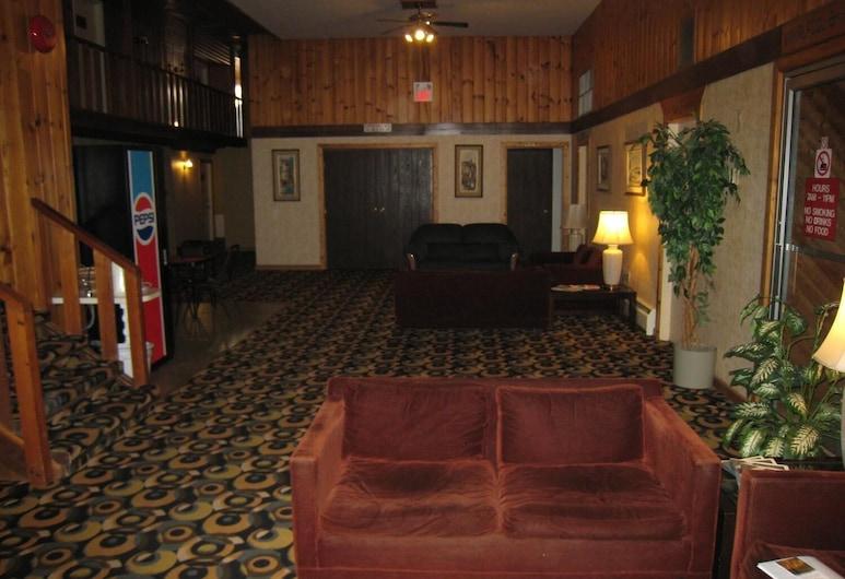 Downtowner Motor Inn, Creston, Lobby