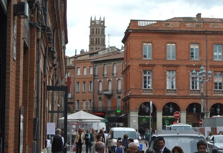Appartement Capitole, Toulouse, Room