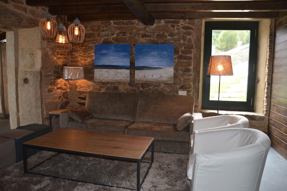 Rumah, 4 kamar tidur (10 pax) - Lobi