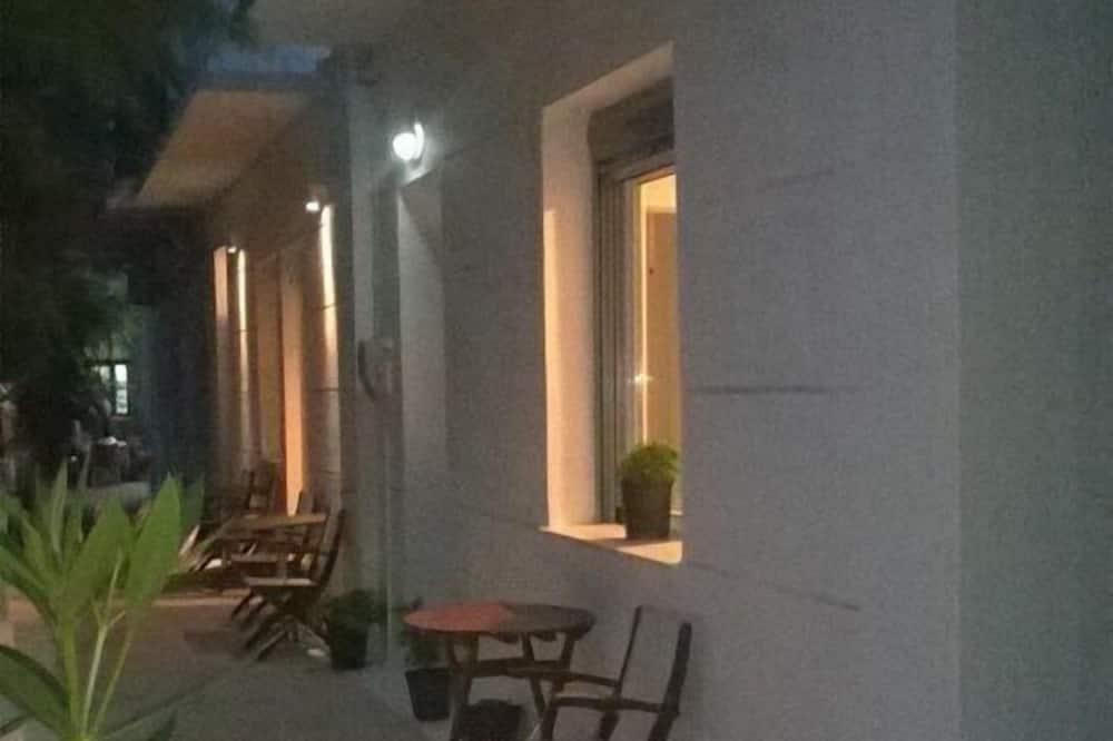 Habitación doble, patio - Terraza o patio