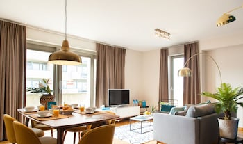 Obrázek hotelu Sweet Inn Apartments Godecharles ve městě Brusel