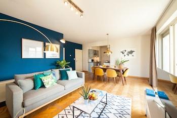 Foto van Sweet Inn Apartments Godecharles in Brussel