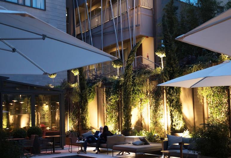 피프티 하우스 첼리니, 밀라노, 호텔 정면 - 저녁/밤