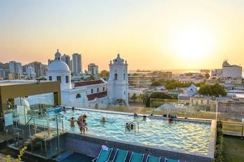 Φωτογραφία του Hotel Catedral Plaza, Santa Marta