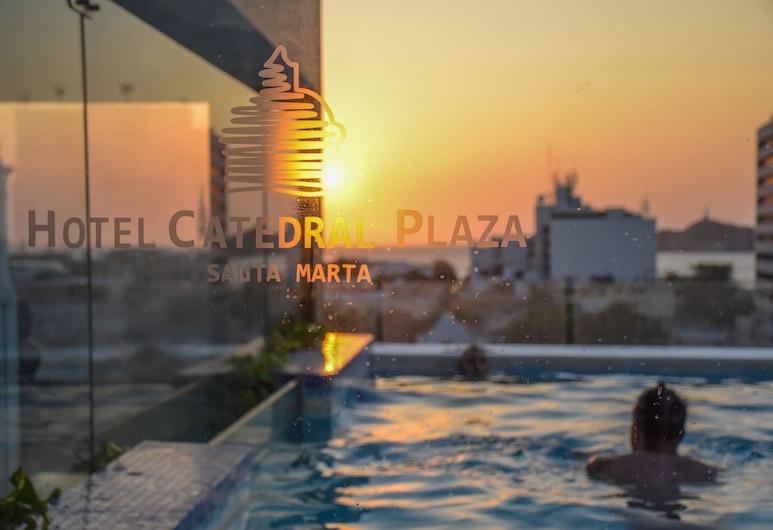 Hotel Catedral Plaza, Santa Marta, Bahagian Luar