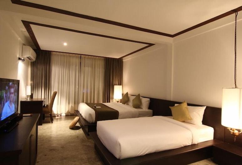 華欣香草酒店, 華欣, Family Room, 客房