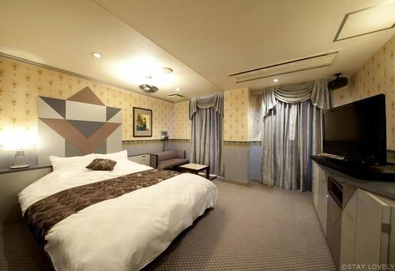 ホテル サンマルタン - アダルト オンリー, 京都市, 部屋