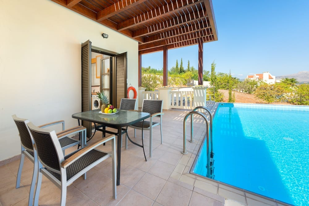 Villa, Private Pool (Afroditi) - Kolam Terbuka