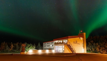 Mynd af Hótel Kjarnalundur í Akureyri