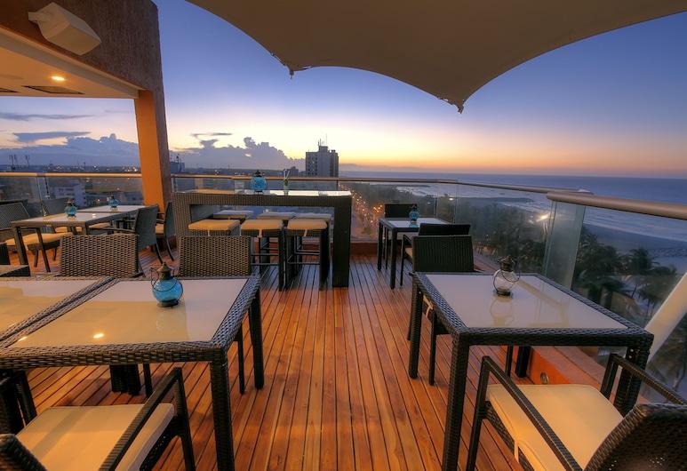Hotel Arimaca, Riohacha, Terrace/Patio