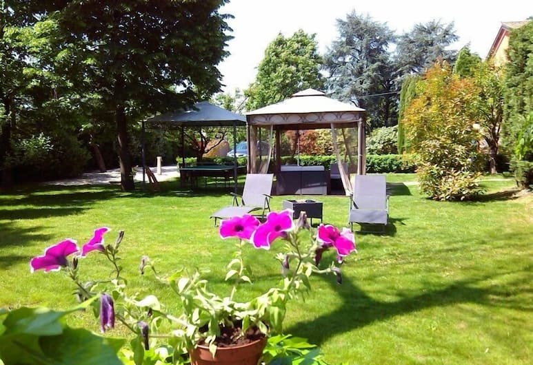 Country Home B&B Il Melo, Vicenza, Garden