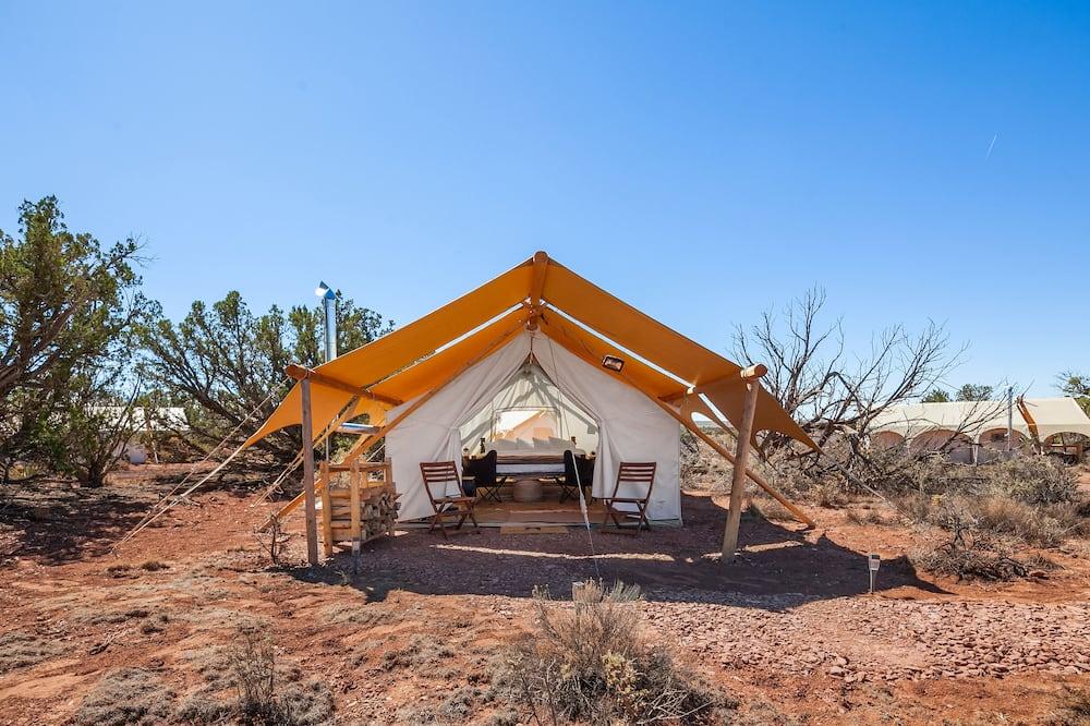 Safari with Kids Tent - Shared Bath - Pemandangan gurun
