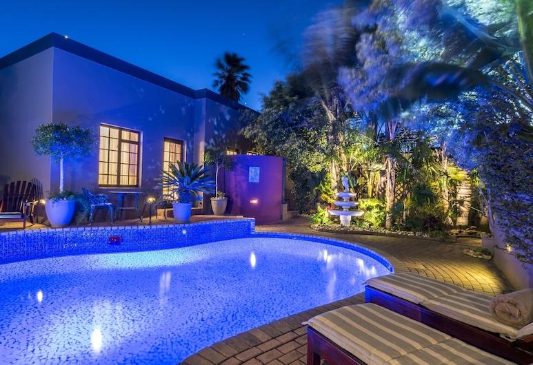 Kingfisher GuestHouse, Port Elizabeth, Bazén
