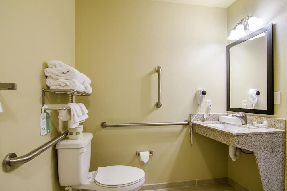 Suite, Beberapa Tempat Tidur, akses difabel, non-smoking - Kamar mandi