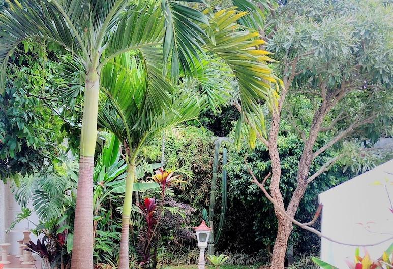 葛拉迪亞 1 號酒店, 巴圖, 花園