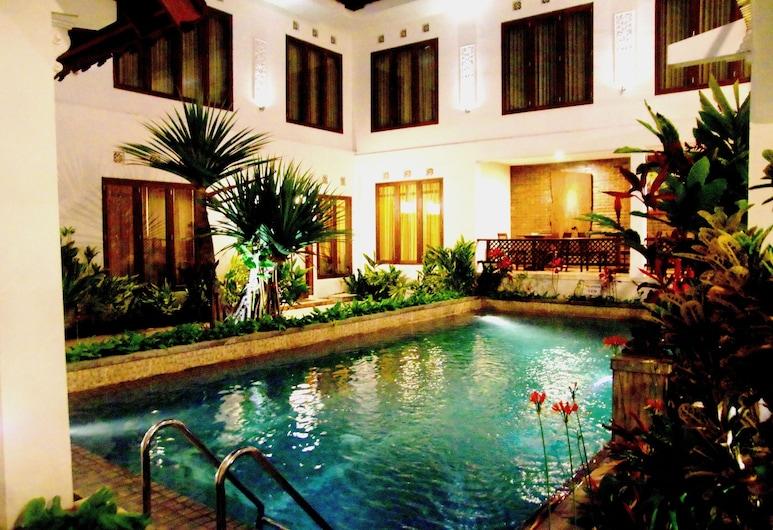 格拉底別墅家庭旅館 2, 巴圖, 泳池