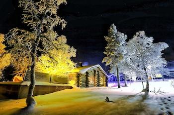 Bild vom Log house Kuukkeli Teerenpesä in Saariselkä