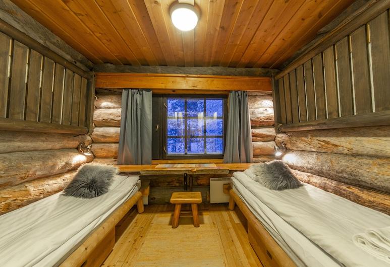 Lodge Kuukkeli Porakka, Saariselka, Economy Quadruple Room, Shared Bathroom, Room