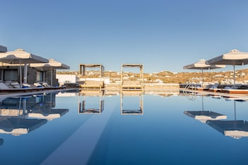 Foto Osom Resort di Mykonos