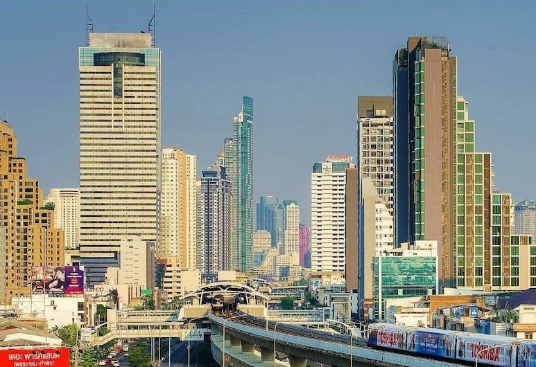 ZENNIQ, Bangkok, Havadan Görünüm