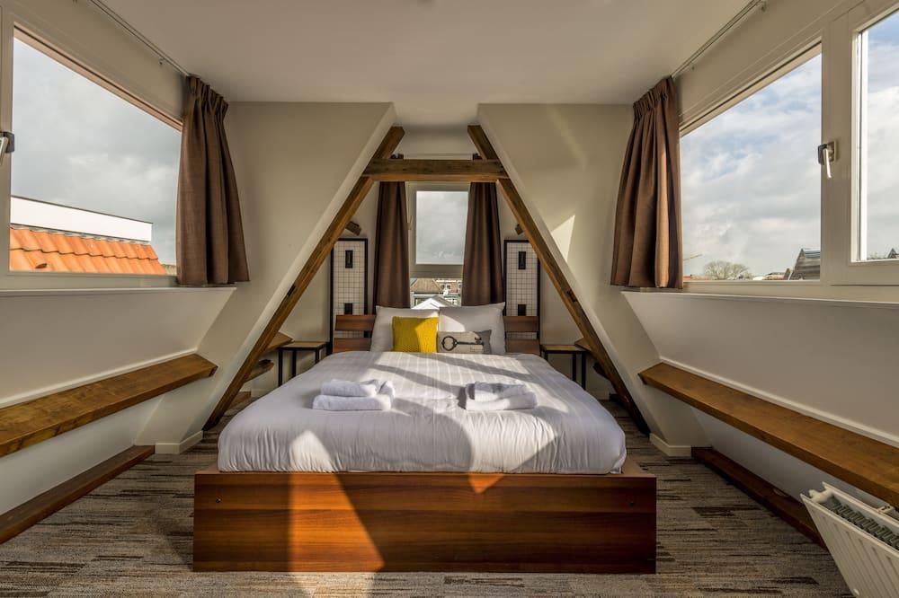 Paaugstināta komforta divvietīgs numurs, 1 divguļamā gulta - Viesu numurs