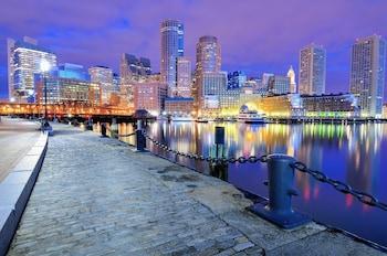 Selline näeb välja Boston Harbor View Luxury Suites, Boston