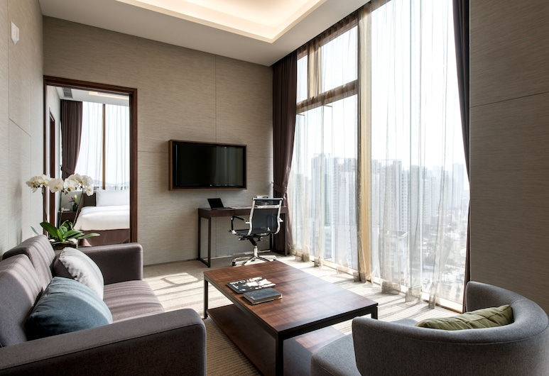 Ramada Incheon, Incheon, Executive Süit, Oturma Alanı