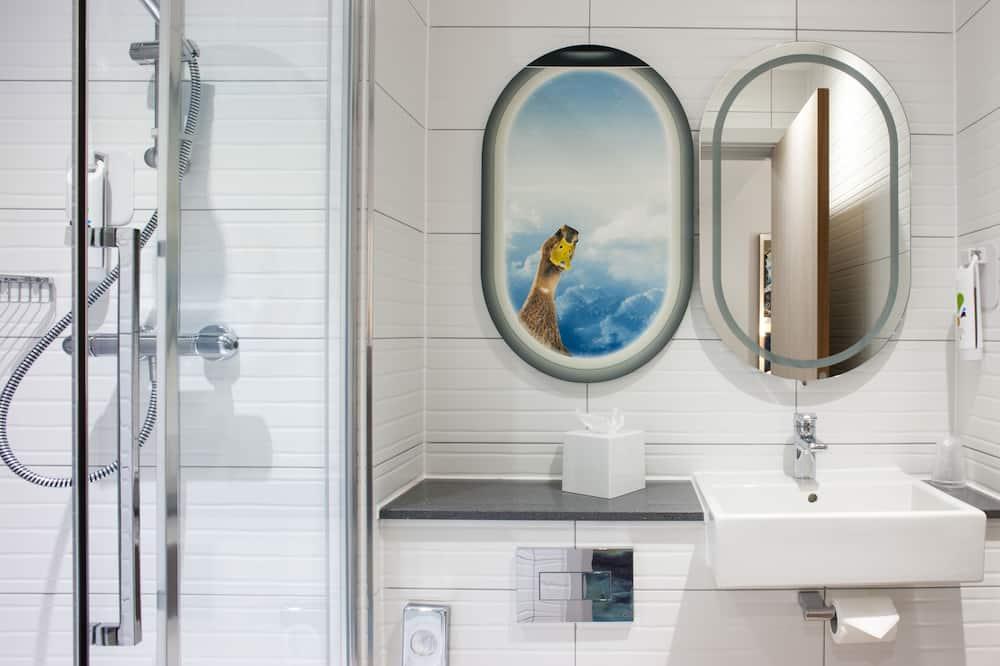 Room, 2 Single Beds (The Duet) - Bathroom