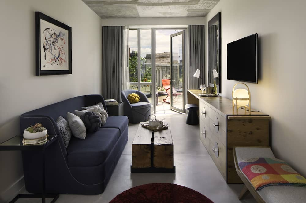 Suite (Manhattan) - Sala de estar