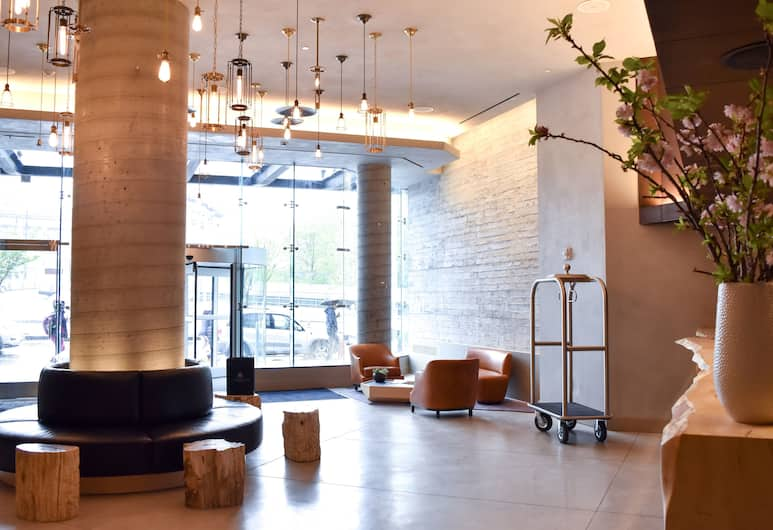 Hotel 50 Bowery NYC, New York, Lobby