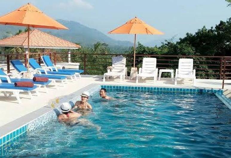 蘇梅島樹頂泳池別墅渡假村, 蘇梅島, 室外泳池
