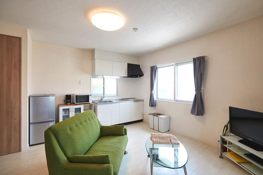 Standard Twin Room, Non Smoking - Living Room