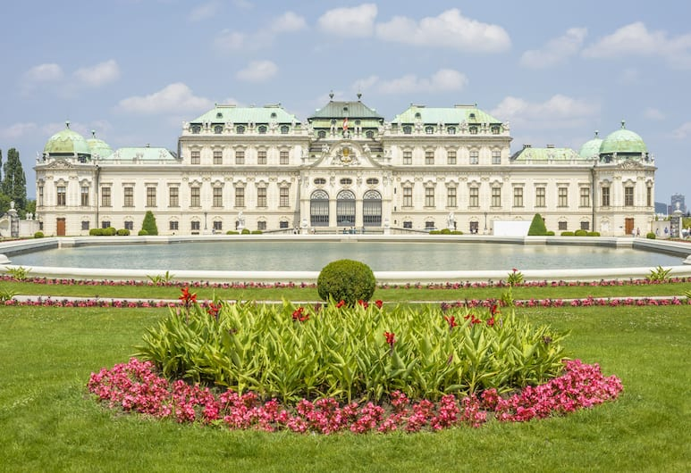 中央車站商務套房 - 歡迎來維也納酒店, 維也納, 外觀