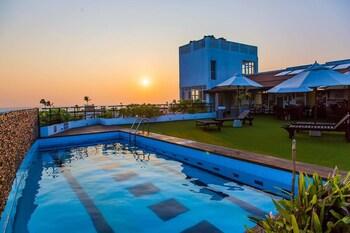 Selline näeb välja Refresh Hotel, Hikkaduwa