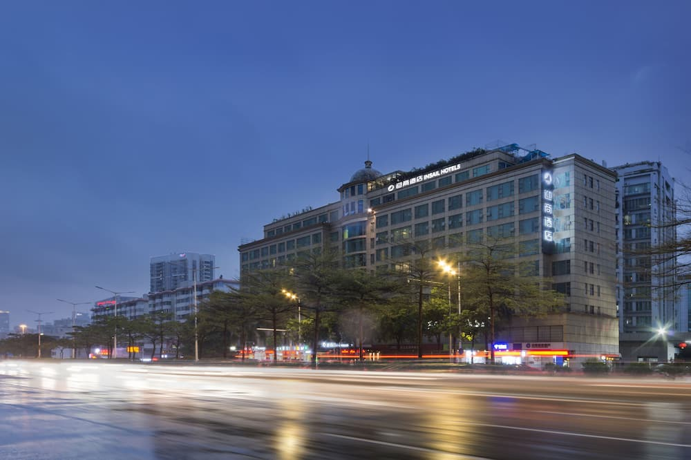 Insail Hotels (Zhujiang New Town Jinan University Guangzhou)