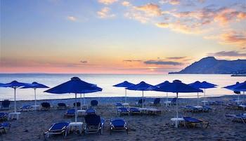 Foto del Alianthos Beach Hotel en Agios Vasileios